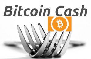 Bitcoin-Cash-hardfork