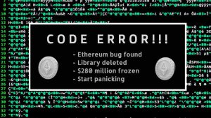 bug w ethereum