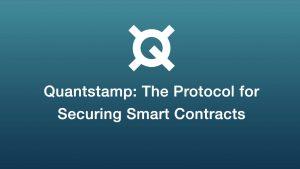 Quantstamp QSP ICO