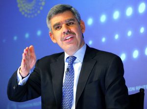 Mohamed El-Erian allianz kupie bitcoina