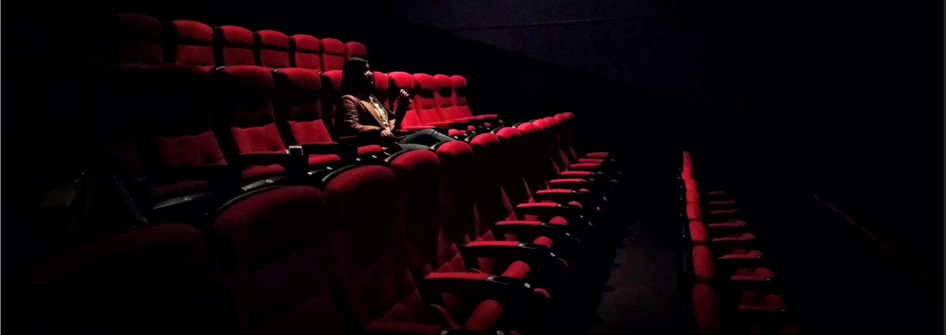 kino sala kinowa publika film