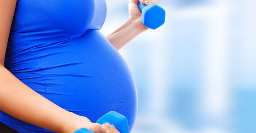 aktywność w czasie ciąży