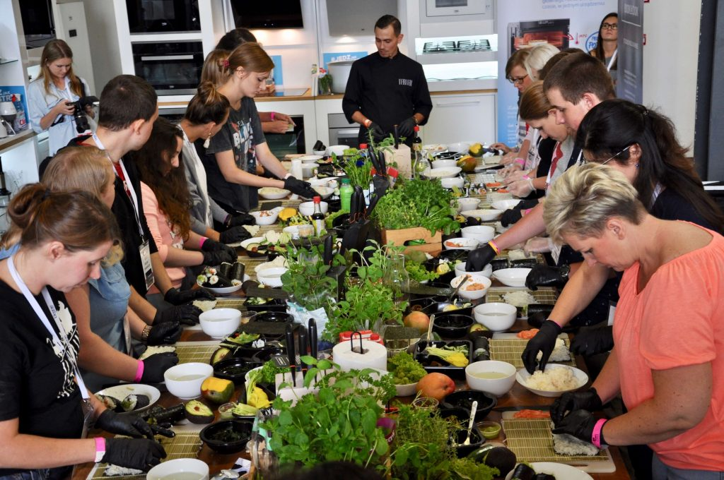 warsztaty kulinarne bekko