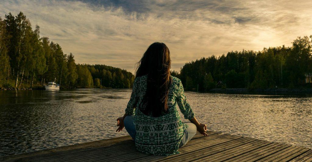 medytacja, Zdrowie jest najważniejszym czynnikiem w naszym życiu.