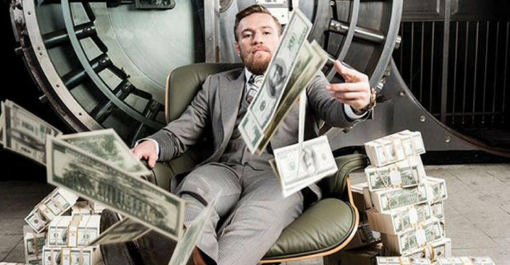 Conor McGregor - człowiek sukcesu