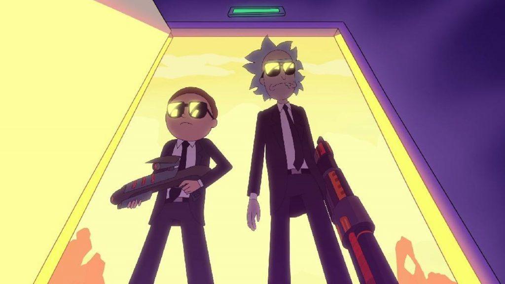 Rick and Morty, Adult Swim