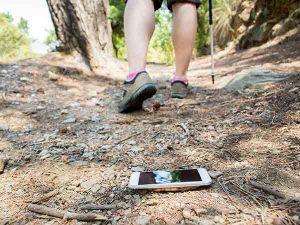 zgubiony telefon komórkowy notione