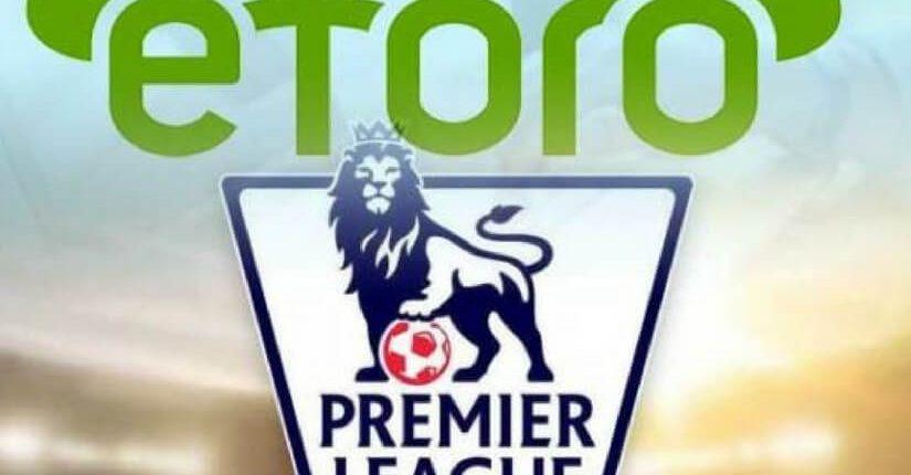 zdjęcie wpisu eToro zapłaci klubom z Premier League w BTC!