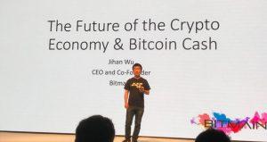 Jihan Wu z Bitmain, Bitcoin Cash (BCH) przywiązał wagę do przyszłości krypto i ICO. Uważa, że oferty monet niedługo znikną. CryptoFakty