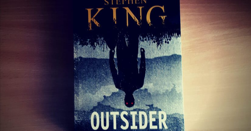 """zdjęcie wpisu Stephen King – """"Outsider"""". Kryminał inny niż wszystkie."""
