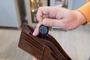 portfel, zagubiony
