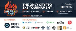 Streetball wraca do Wrocławia w wielkim stylu, miasto nieraz gościło już wielu znakomitych zawodników – tak też będzie i tym razem podczas 3×3 Feel The Bit