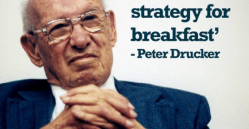 zdjęcie wpisu 5 cech skutecznego menedżera wg Petera Druckera