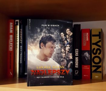 """""""Najlepszy"""" - Łukasz Grass. Od ćpuna do mistrza świata."""
