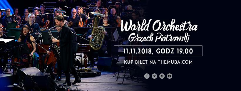Grzech Piotrowski, World Orchestra, World Orchestra - Grzech Piotrowski