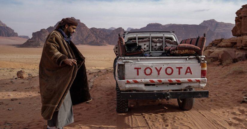 zdjęcie wpisu Pustynia Wadi Rum – Jordania