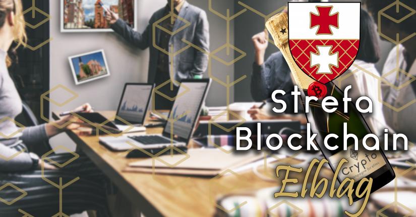 zdjęcie wpisu Blockchain Strefa w Elblągu!