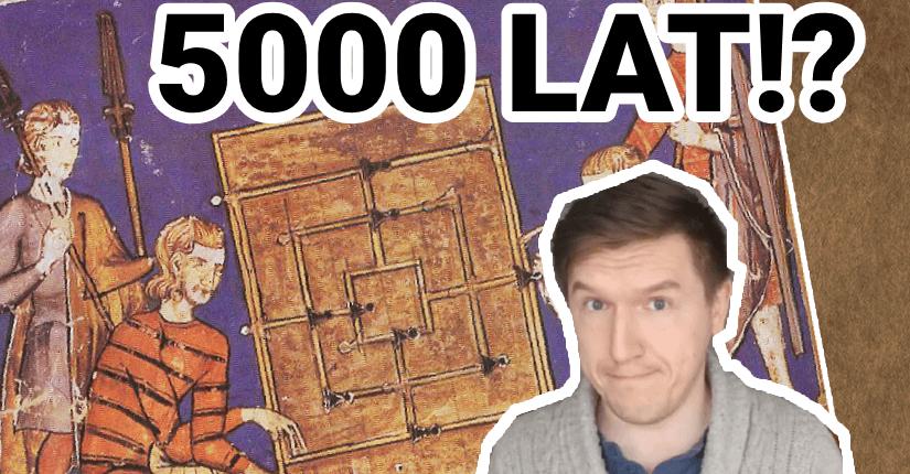 zdjęcie wpisu Gra, która ma ponad 5000 lat?