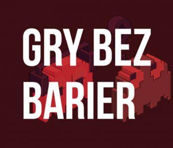 Jak i po co projektować gry bez barier? Gry wideo mogą i powinny być otwarte na wszystkich, także na osoby z niepełnosprawnościami. Zaprezentuje wam jak