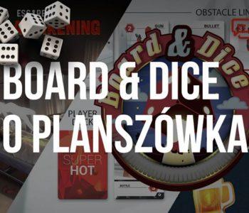 Irek Huszcza i Filip Głowacz to producenci i wydawcy gier planszowych. założyciele studia Board & Dice. Tu znajdziesz część drugą wywiadu o biznesie B&D: