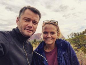 Jarosław Kuźniar, podróż, więcej niż tylko wakacje