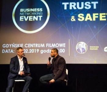 """Bezpieczeństwo dla biznesu - Rogowski szkolenia Miałem okazję uczestniczyć w jednym z cyklu spotkań: """"BUSINESS NETWORKING EVENT"""". W tym roku impreza Gdyni"""