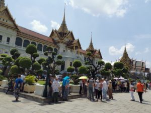 The Grand Royal Palace, pałac królewski