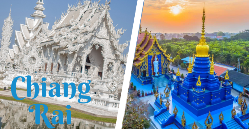 zdjęcie wpisu Chiang Rai – White Temple i Blue Temple