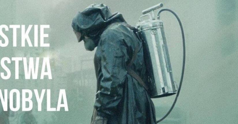 """zdjęcie wpisu Czarne i białe kłamstwa """"Czarnobyla"""""""