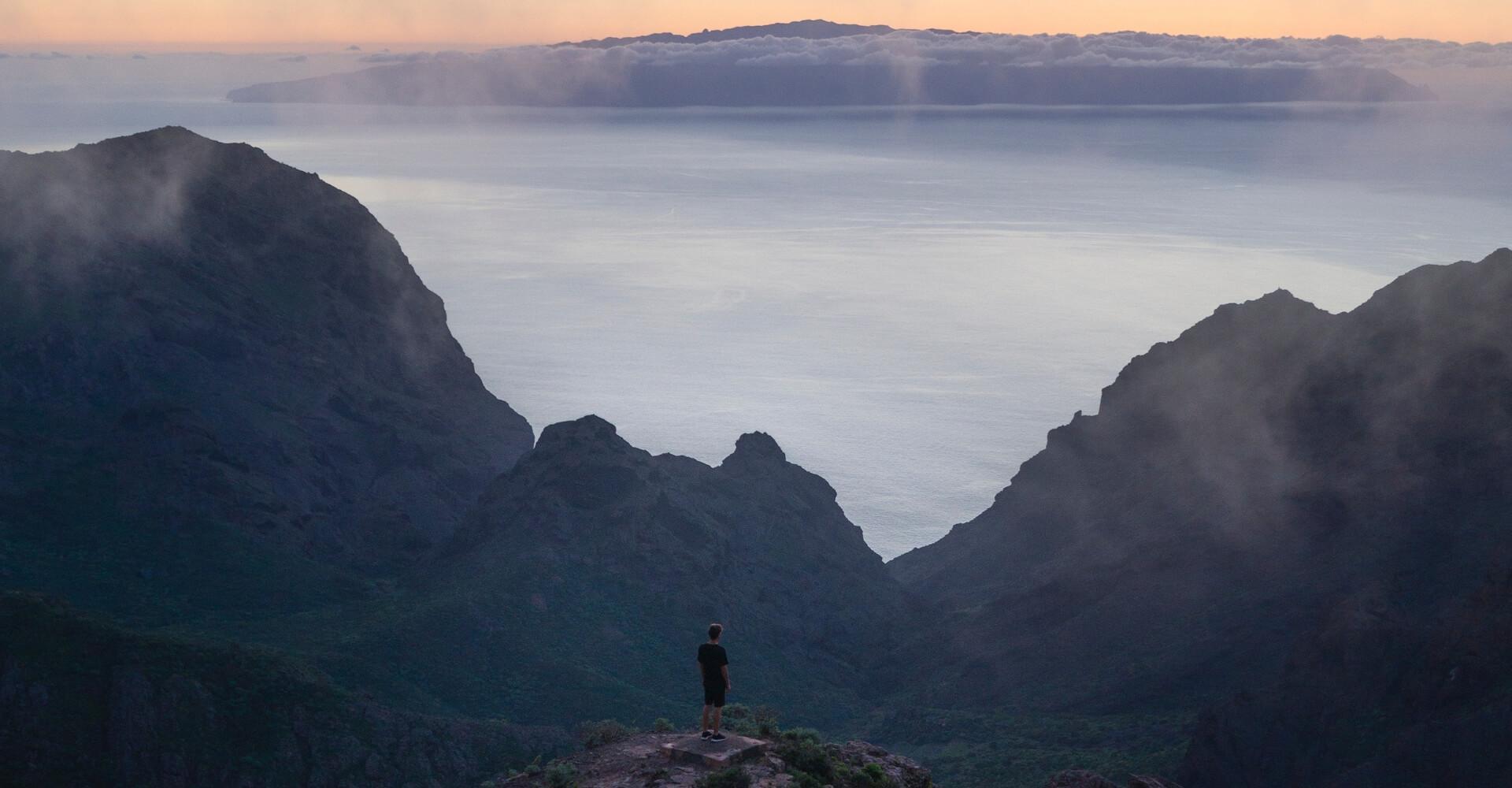 samotność w górach