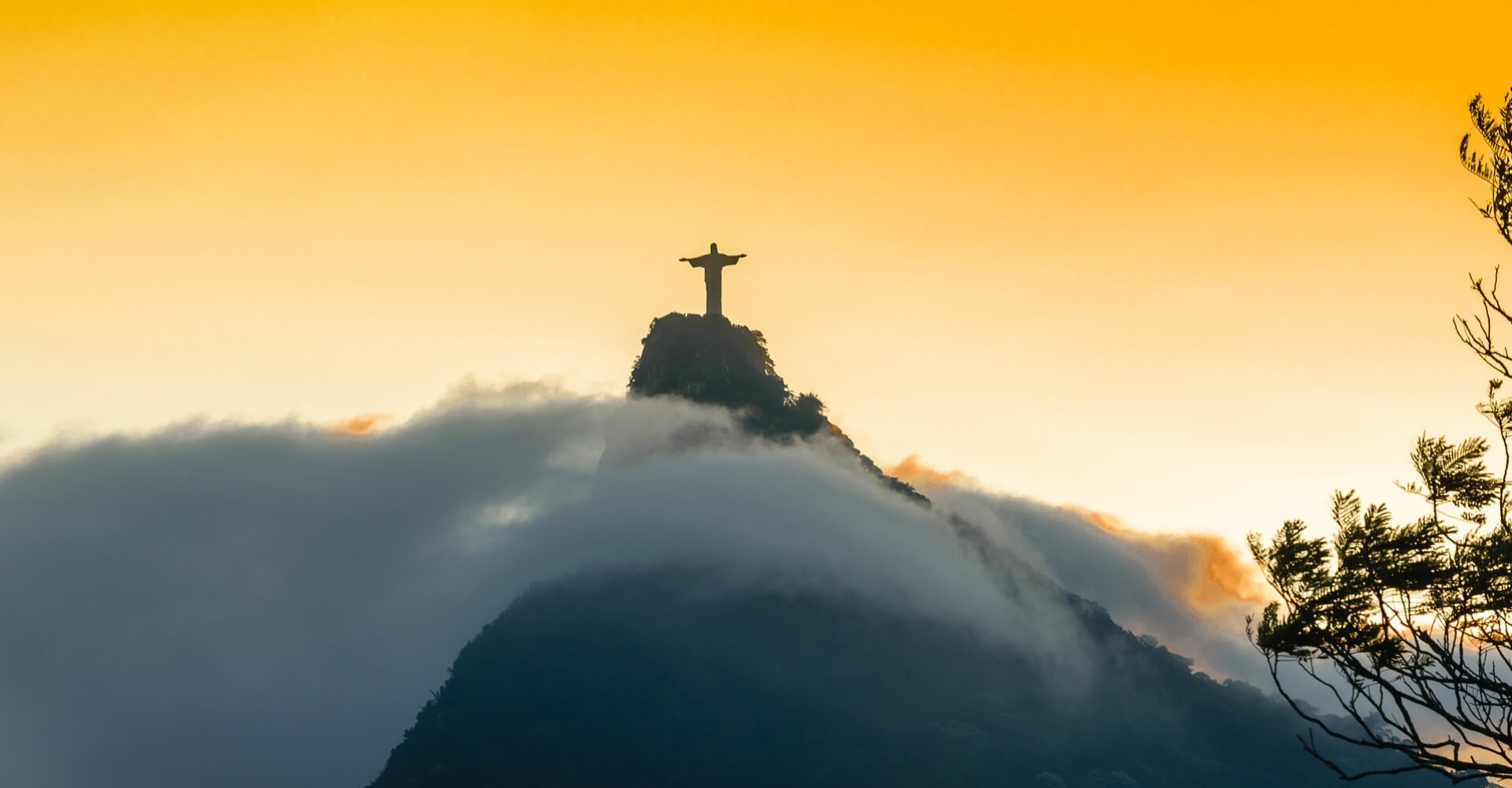 pomnik Chrystusa w Rio de Janeiro