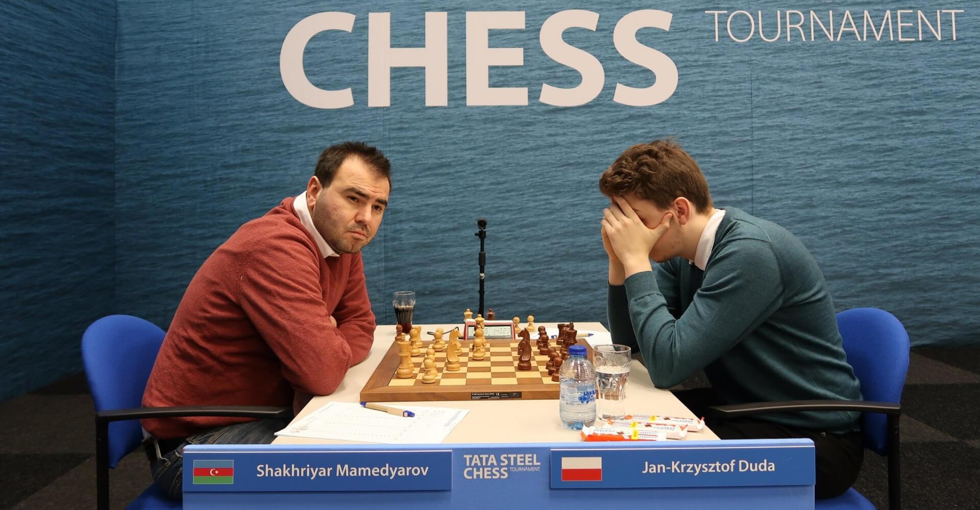 Jan Krzysztof Duda - szachy