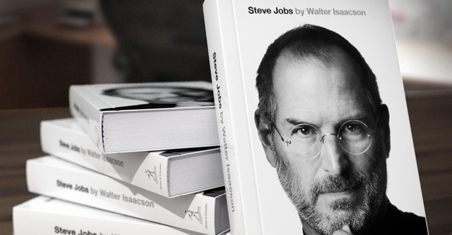 "Walter Isaacson: ""Steve Jobs"""