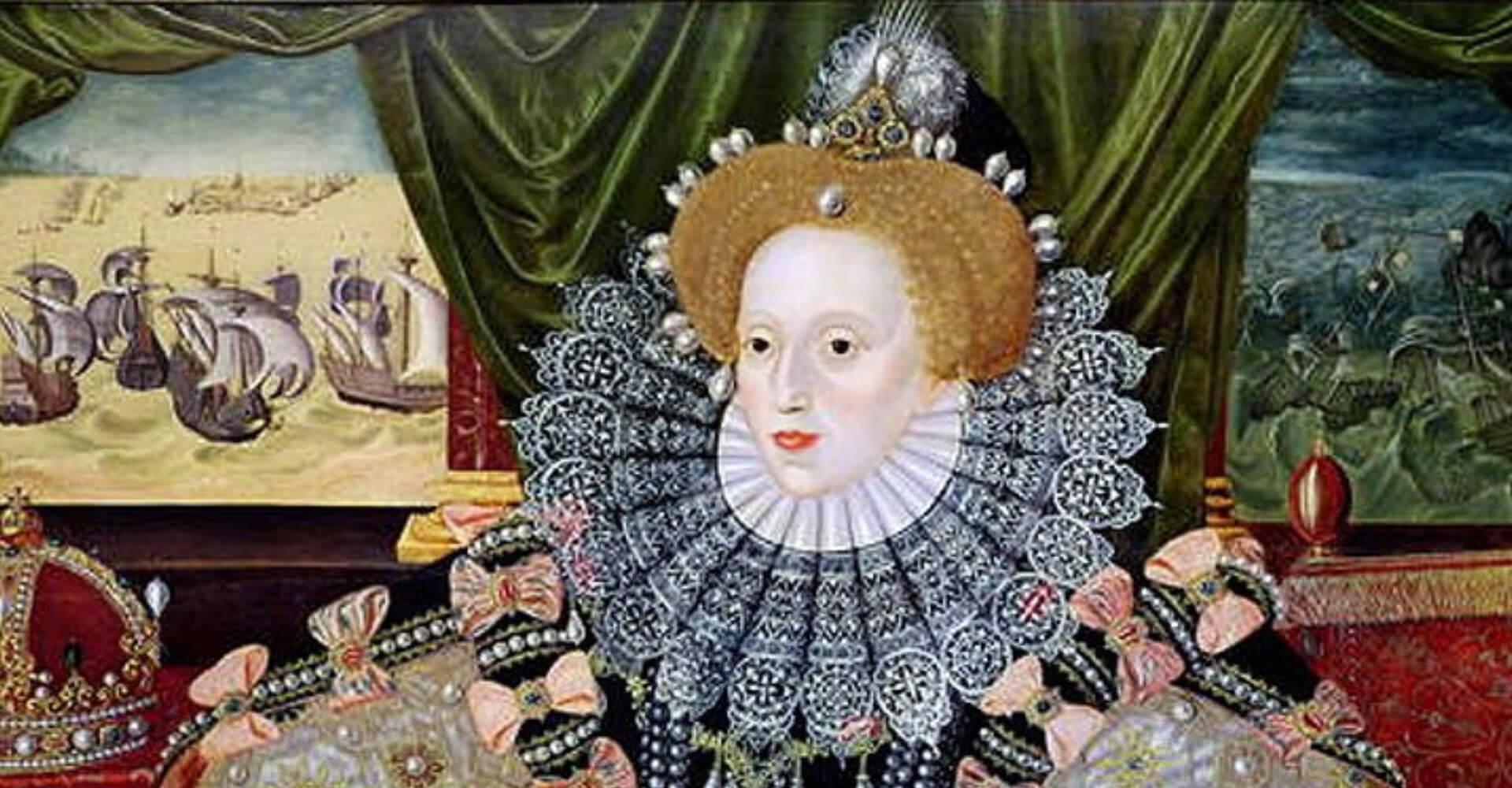 czy królowa elżbieta była mężczyzną?