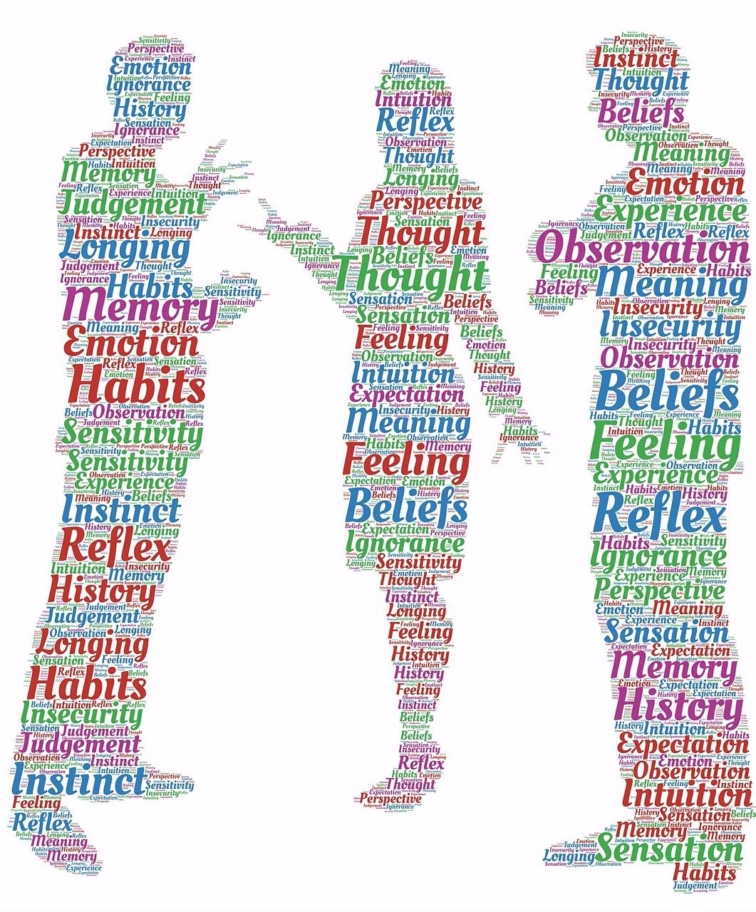 emocje, ludzie, psychologia, różnice, komunikacja, brak zrozumienia, uczyć w szkole