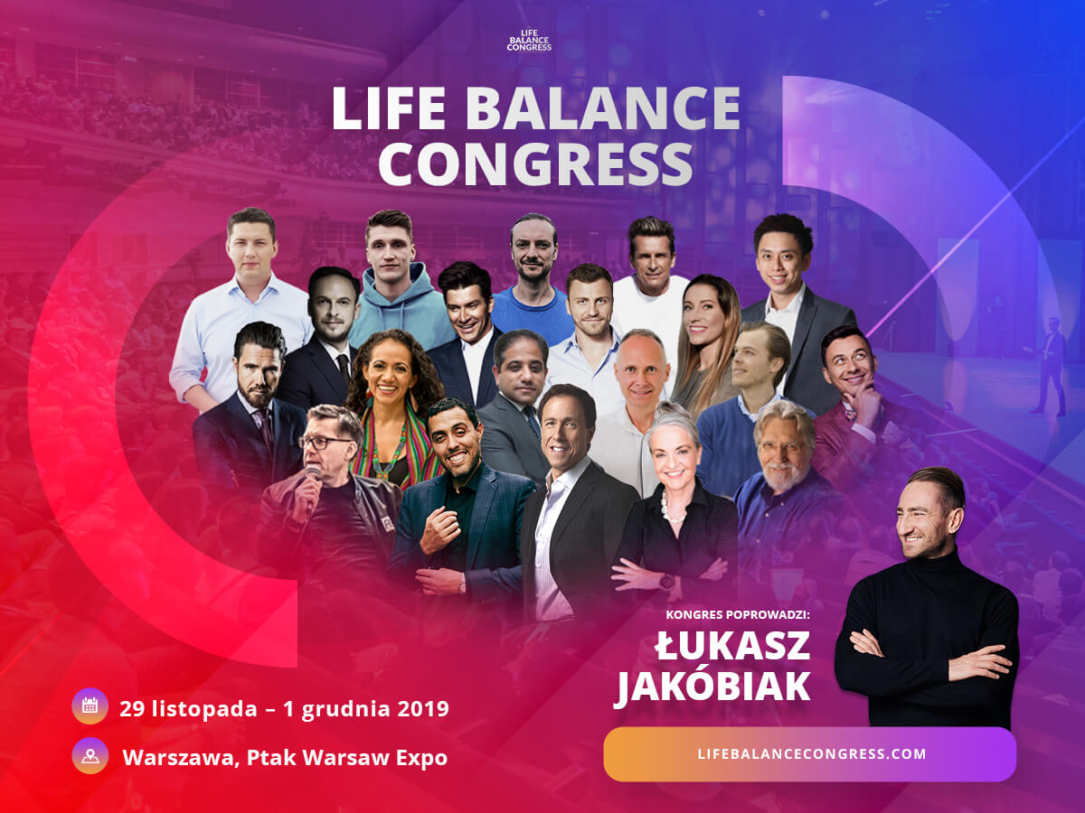 rozwój osobisty na life balance congress