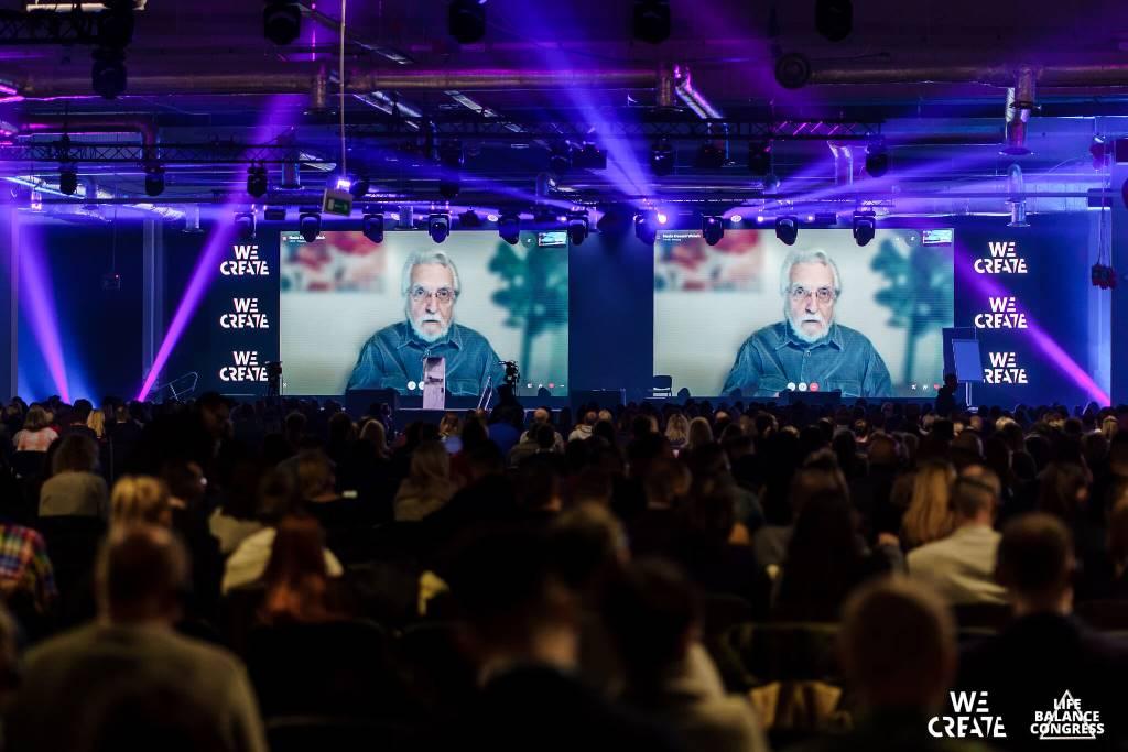 Neil Donald Walsch na Life Balance Congress