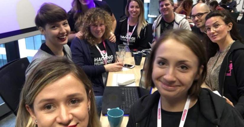 zdjęcie wpisu Hackathon 'Hacking For Humanity' 2019