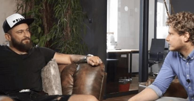 zdjęcie wpisu O pracy fryzjera – Krystian Wojewoda