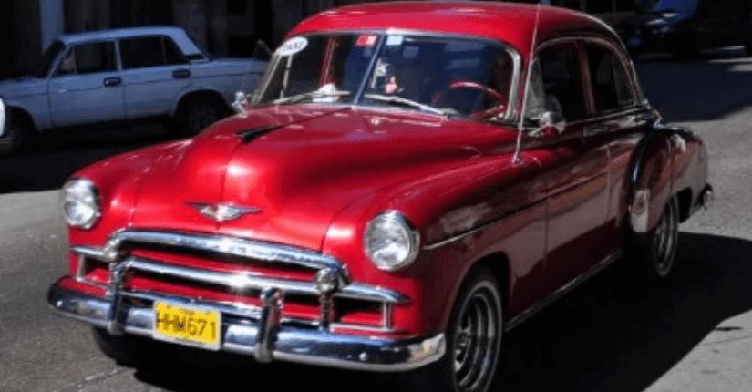 zdjęcie wpisu Odpicuj mi brykę – Marcin Wesoły o motoryzacji na Kubie