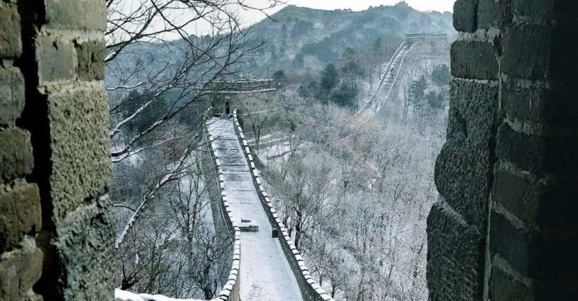zdjęcie wpisu Jak dojechać na Wielki Mur Chiński? Odcinek MUTIANYU