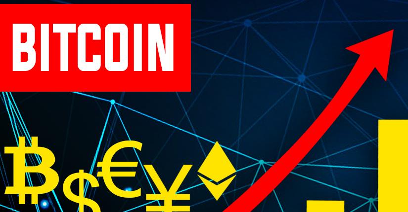 zdjęcie wpisu Lokalny trend wzrostowy pcha cenę Bitcoina