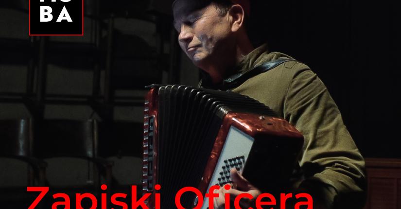 """zdjęcie wpisu """"Zapiski Oficera Armii Czerwonej"""" już na TheMuBa"""